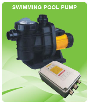 Solar Swimming Pool Pump Gener 8