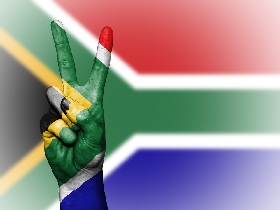 South African flag for a Gener-8 article on how South Africa is Leading the Way for Renewable Energy